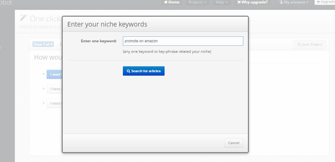 Add Keyword