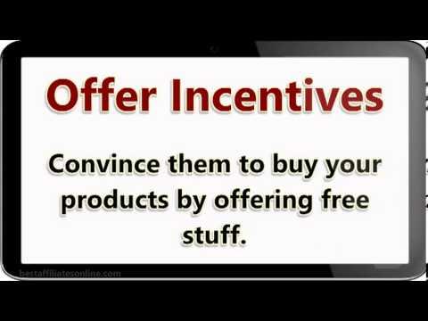 Affiliate Marketing Ideas