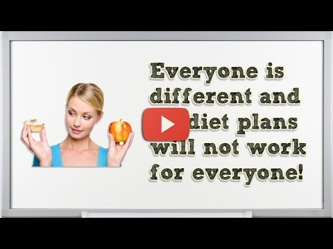 Why your Diet Is Not Working?